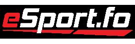 Búmerkið hjá eSport.fo - logo eSport Føroyar