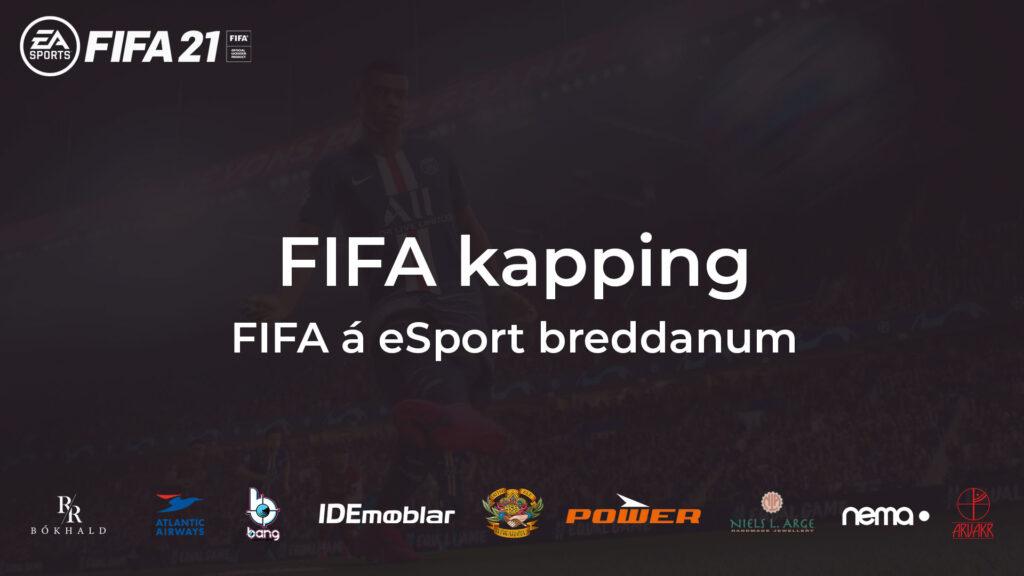 FIFA á eSport breddanum